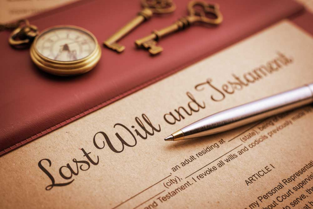 Settle Your Affairs | Set Up Your Estate